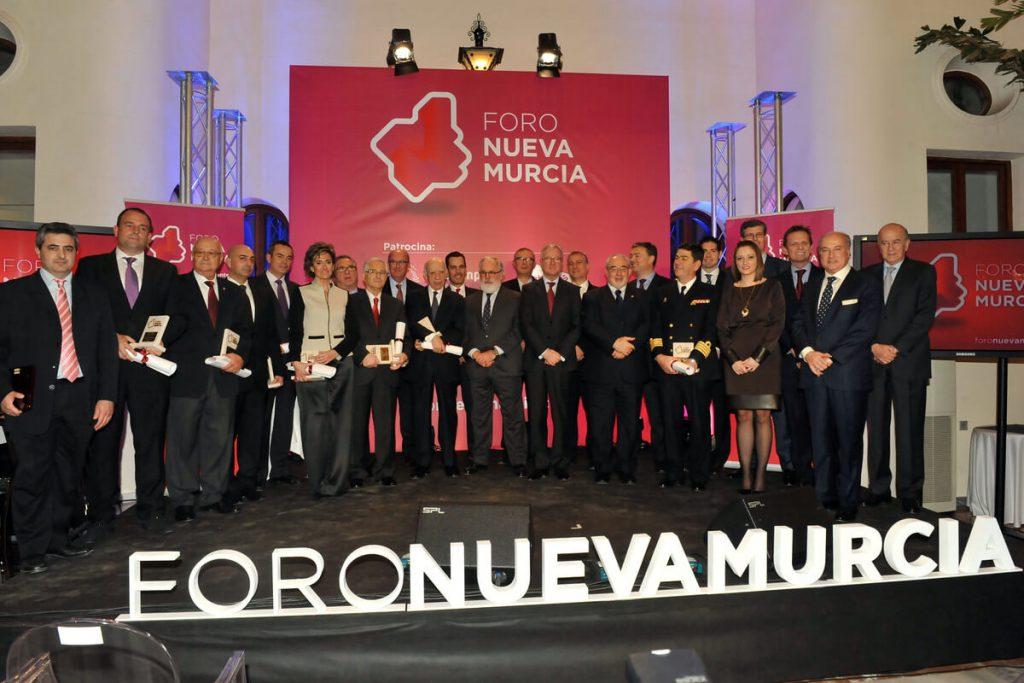 Asistentes Foro Nueva Murcia