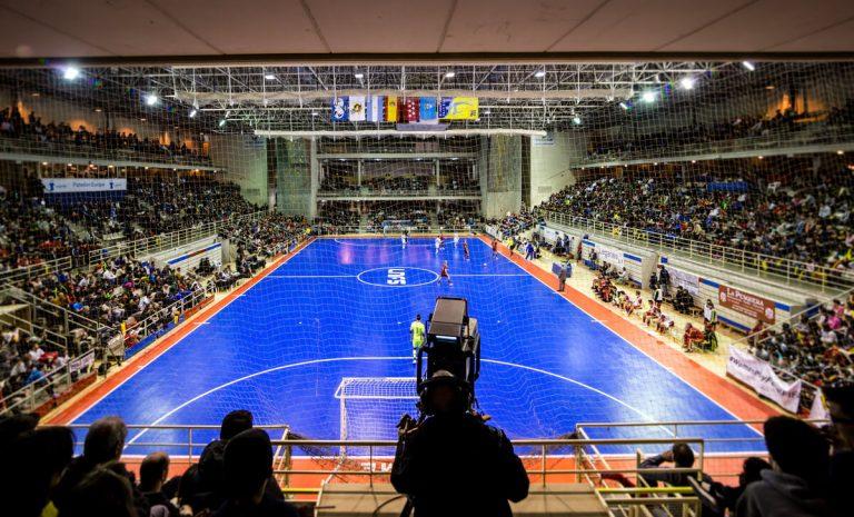 Partido Anual Internacional de la Selección Española de Fútbol Sala