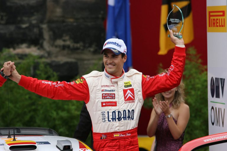 Dani Sordo en el WRC